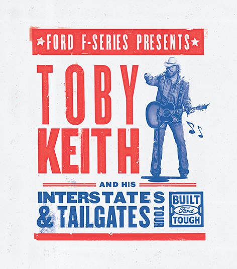 toby keith news toby keith hits the interstates fans. Black Bedroom Furniture Sets. Home Design Ideas