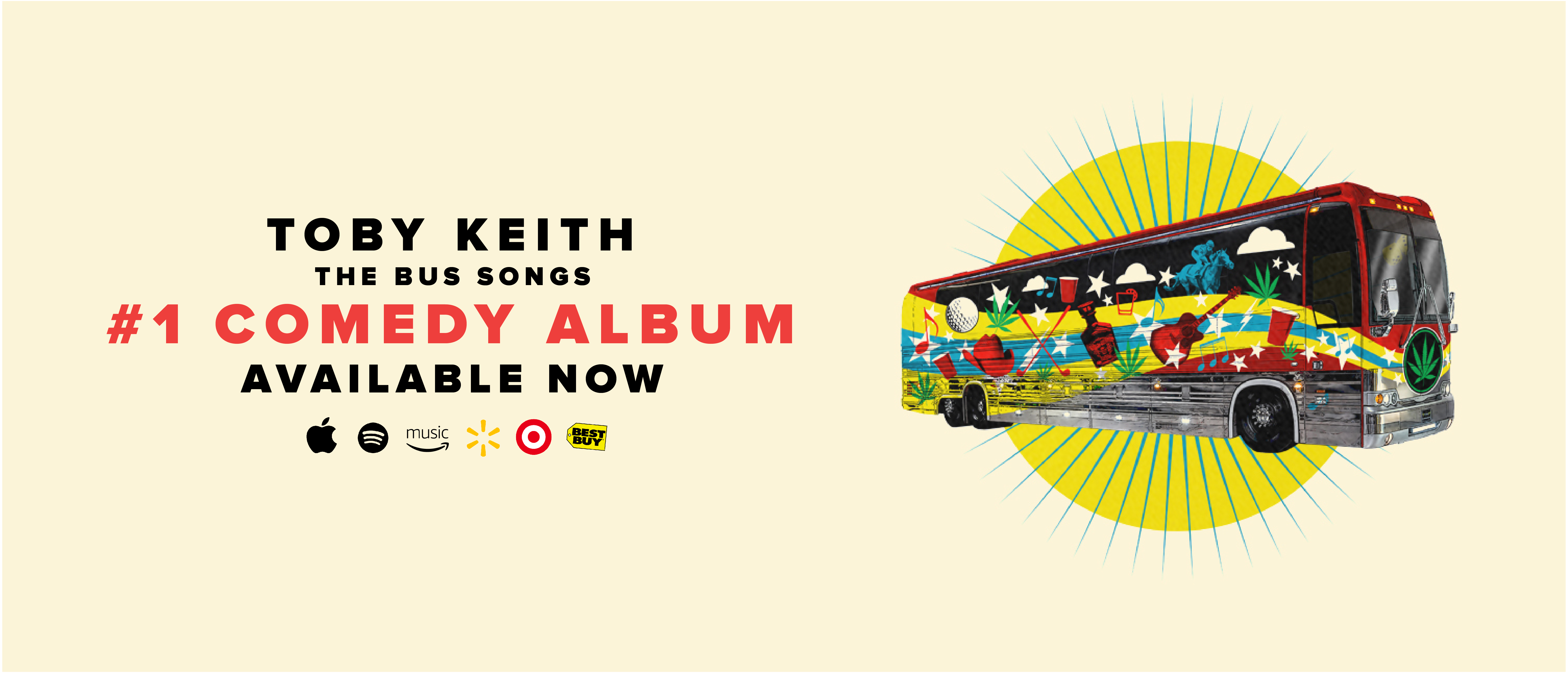 The Bus Songs Available Now